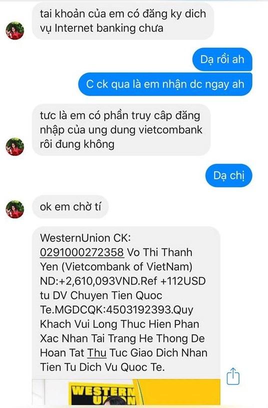 Gan Tet, toi pham the tan cong lua dao nguoi ban hang tren mang hinh anh 1