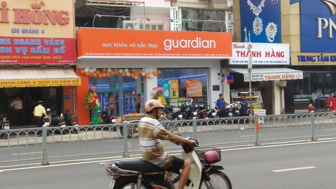 Dai gia Hong Kong nhay vao ban le my pham o Viet Nam anh 2