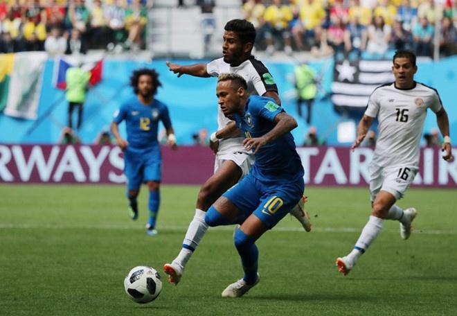 Nga,  World Cup 2018,  DT Brazil,  Neymar,  Messi,  DT Argentina,  Ronaldo anh 1
