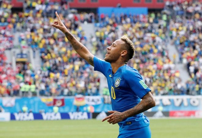 Nga,  World Cup 2018,  DT Brazil,  Neymar,  Messi,  DT Argentina,  Ronaldo anh 2