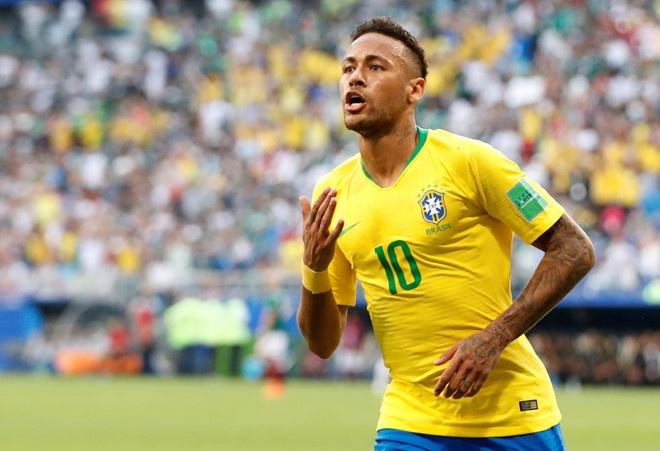 Tuyen thu Que Ngoc Hai: 'Neymar la nguon cam hung cua Brazil' hinh anh