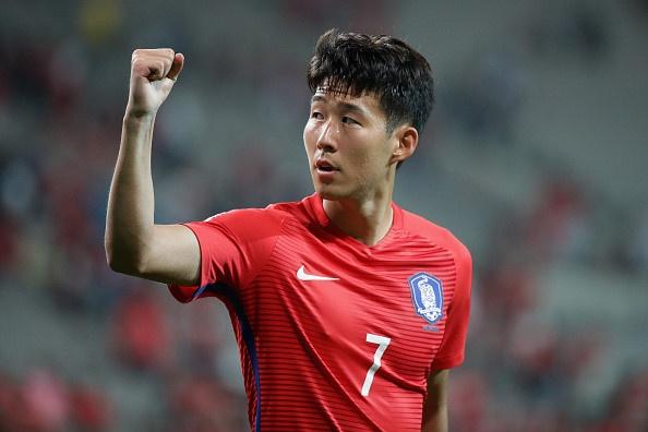 Quyet bao ve HCV ASIAD, Olympic Han Quoc nho cay Son Heung-min hinh anh 1
