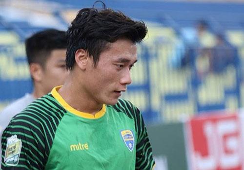 Bui Tien Dung 'mat diem' truoc ngay len tuyen U23 Viet Nam hinh anh
