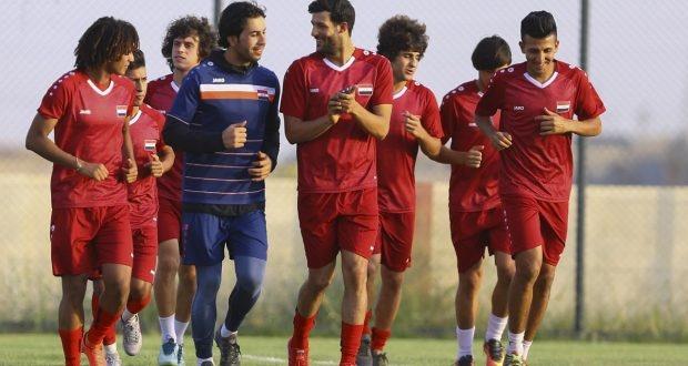 Tuyen Olympic Iraq phu nhan chuyen rut lui khoi ASIAD 18? hinh anh 1