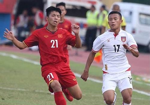 Noi got dan anh U19, U16 Viet Nam bi loai tu vong bang giai Dong Nam A hinh anh