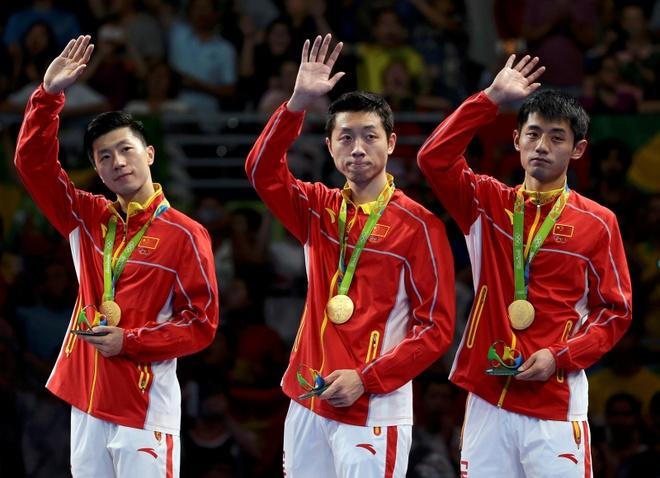 That bai o Olympic 2016, Trung Quoc cu VDV tre tham du ASIAD? hinh anh