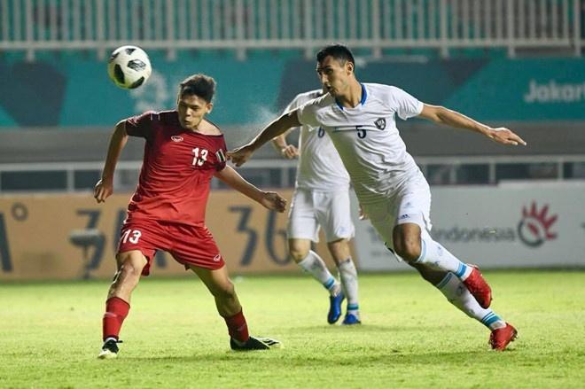 That bai tai ASIAD 18, bong da Thai Lan dat muc tieu du World Cup 2026 hinh anh