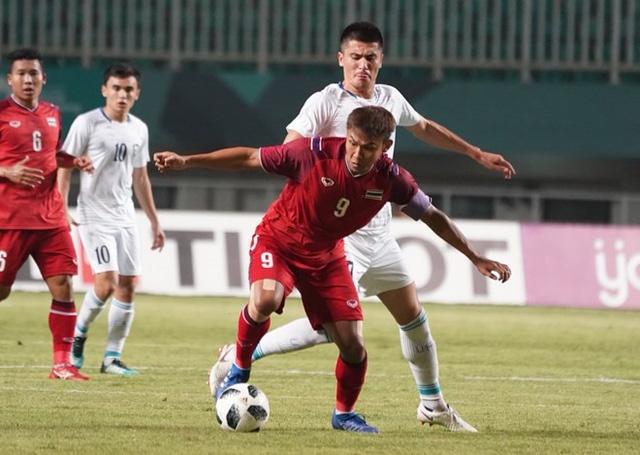 That bai tai ASIAD 18, bong da Thai Lan dat muc tieu du World Cup 2026 hinh anh 1
