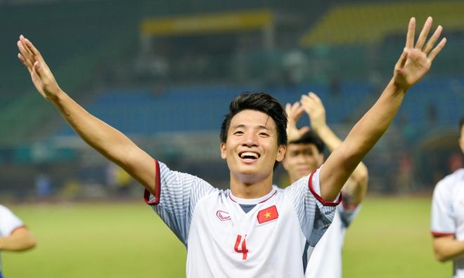 Cuu tuyen thu Thanh Luong tin Olympic VN se vao chung ket ASIAD 18 hinh anh