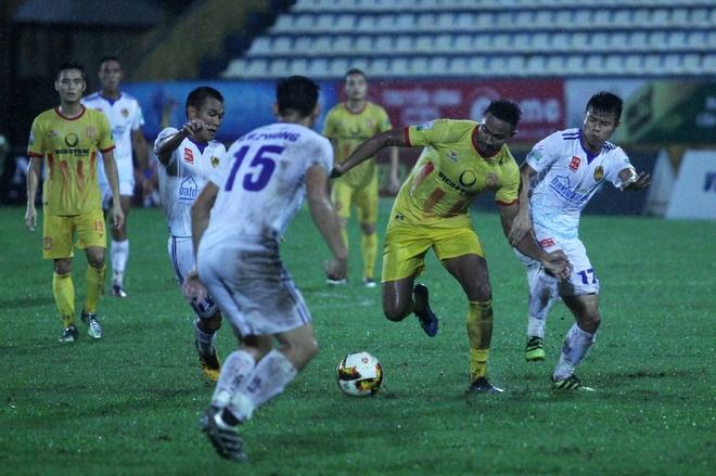 CLB Nam Dinh,  Tru hang V.League 2018 anh 2