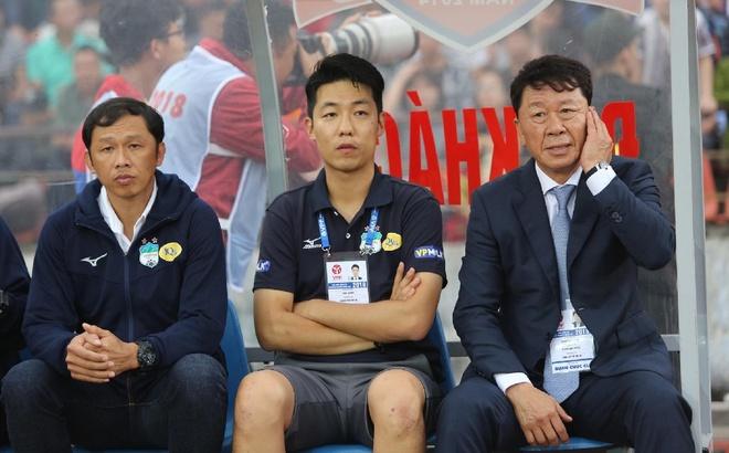 Thuyen truong HAGL that vong vi khong vao duoc top 5 V.League 2018 hinh anh