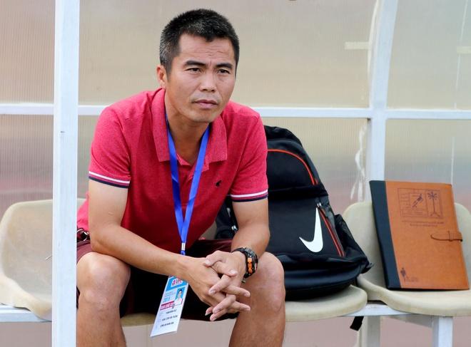 HLV doi Ha Noi B tiec vi khong duoc gap CLB Can Tho o tran play-off hinh anh