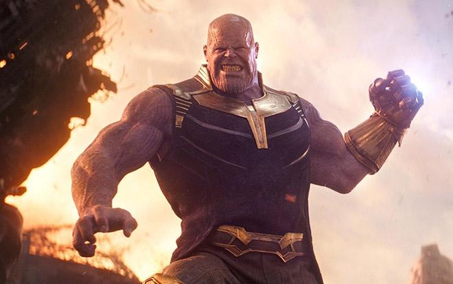 Dang le Thanos da khong bung tay trong 'Avengers: Infinity War' hinh anh