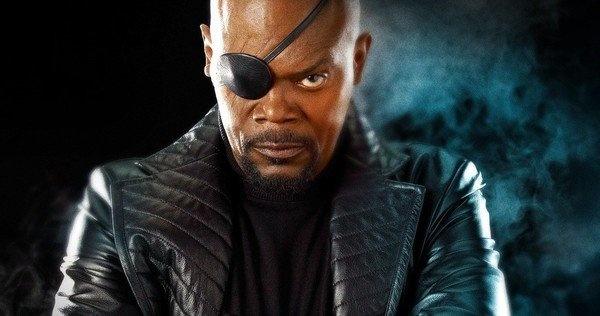 Samuel Jackson rat muon Nick Fury xuat hien trong 'Black Panther' hinh anh