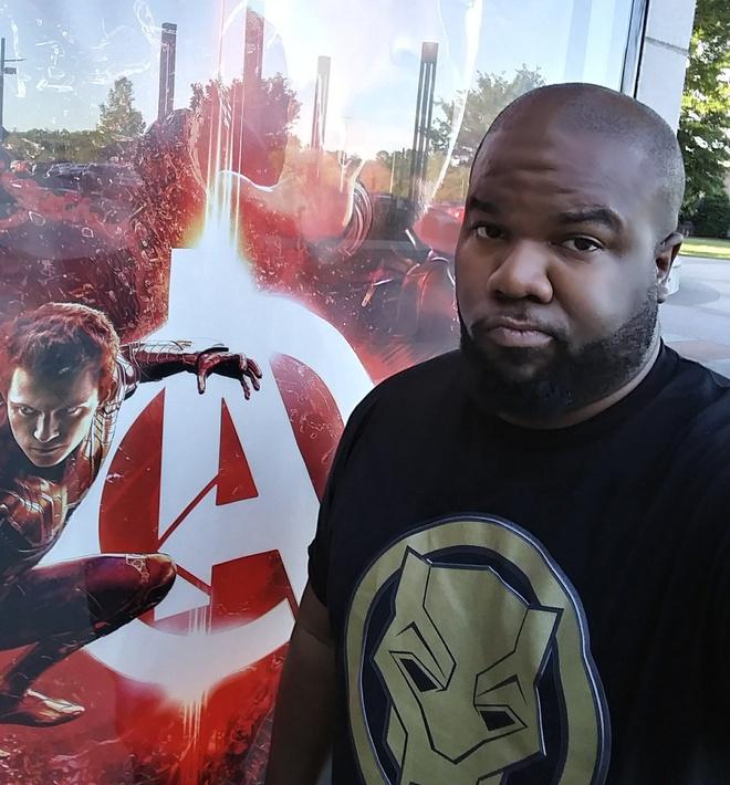 Fan xem 'Infinity War' 45 lan duoc Marvel moi du ra mat 'Avengers 4' hinh anh 1
