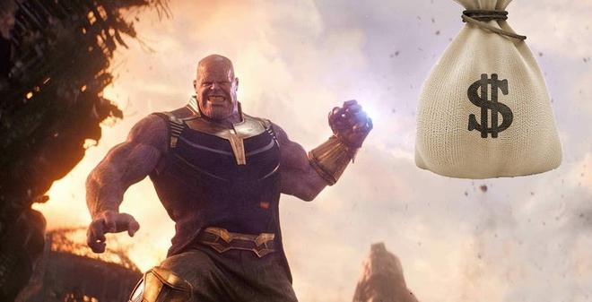 Marvel tiep tuc vuot mat DC nho 'Infinity War' hinh anh