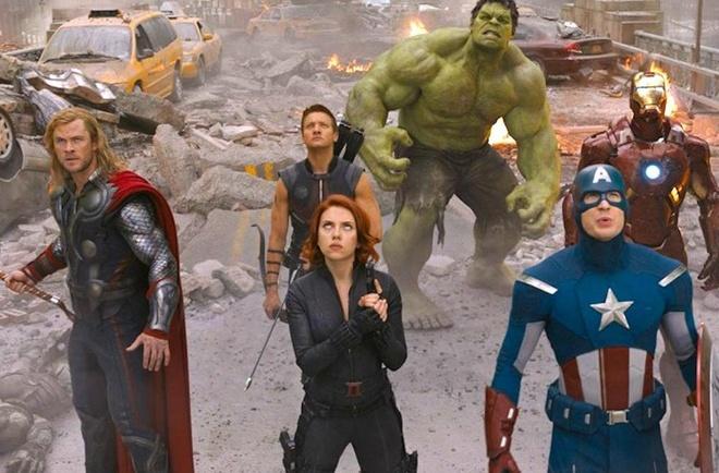 'Avengers 4' la lan cuoi sieu anh hung doi dau sat canh chien dau hinh anh 1