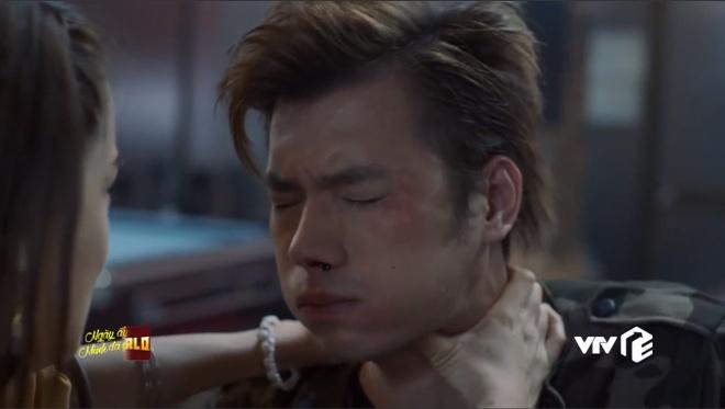 'Ngay ay minh da yeu': Nha Phuong bop co Nhan Phuc Vinh suyt chet hinh anh