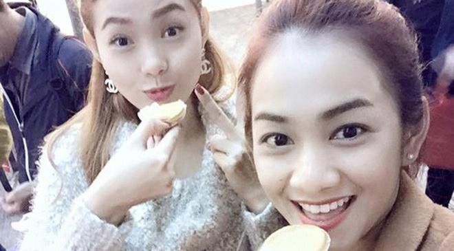 Mau anh Sai Thanh noi tieng mot thoi la em dau Minh Hang hinh anh