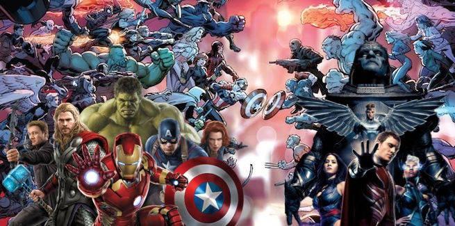 Disney va Fox ve mot nha, X-Men cho ngay hoi ngo Avengers? hinh anh 1