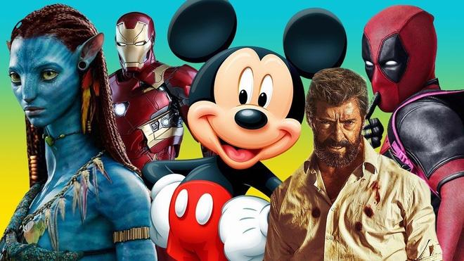 Disney va Fox ve mot nha, X-Men cho ngay hoi ngo Avengers? hinh anh 2