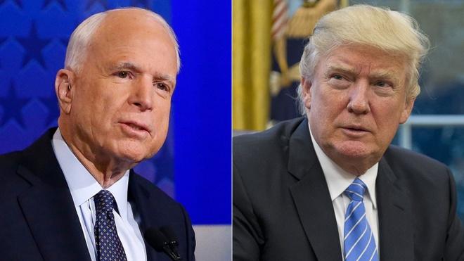 Thuong nghi si John McCain va loat cau noi sau sac lay dong long nguoi hinh anh 8