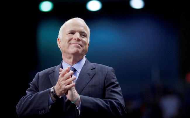 Thuong nghi si John McCain va loat cau noi sau sac lay dong long nguoi hinh anh 7
