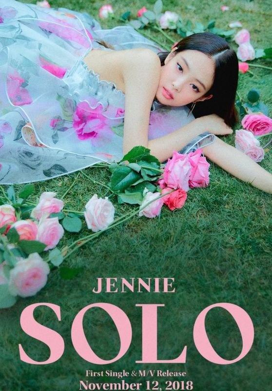 Jennie (Black Pink) mac vay gan 10.000 USD quang ba ca khuc moi hinh anh 1