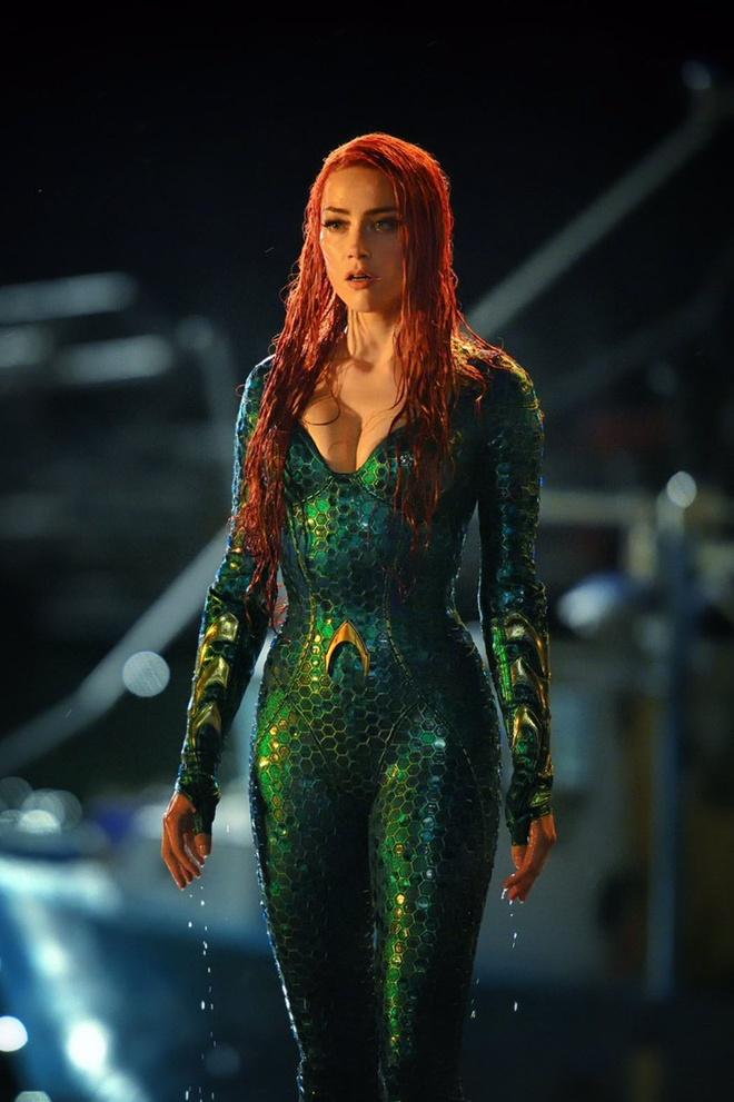 Ve dep nong bong cua 'my nu dao mo' trong 'Aquaman' hinh anh 1