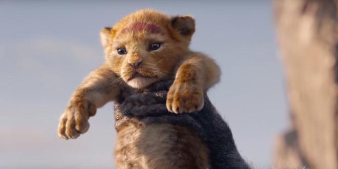 Nhung hinh anh dau tien cua 'The Lion King' gay sot hinh anh