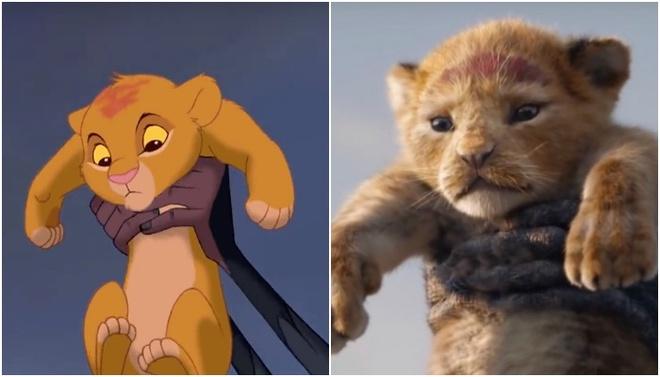 Nhung hinh anh dau tien cua 'The Lion King' gay sot hinh anh 2
