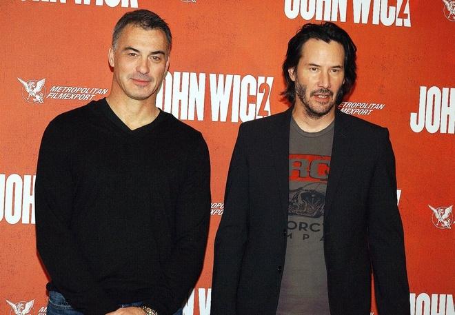 Dao dien 'John Wick' tung nhieu lan dong the cho Keanu Reeves hinh anh 2