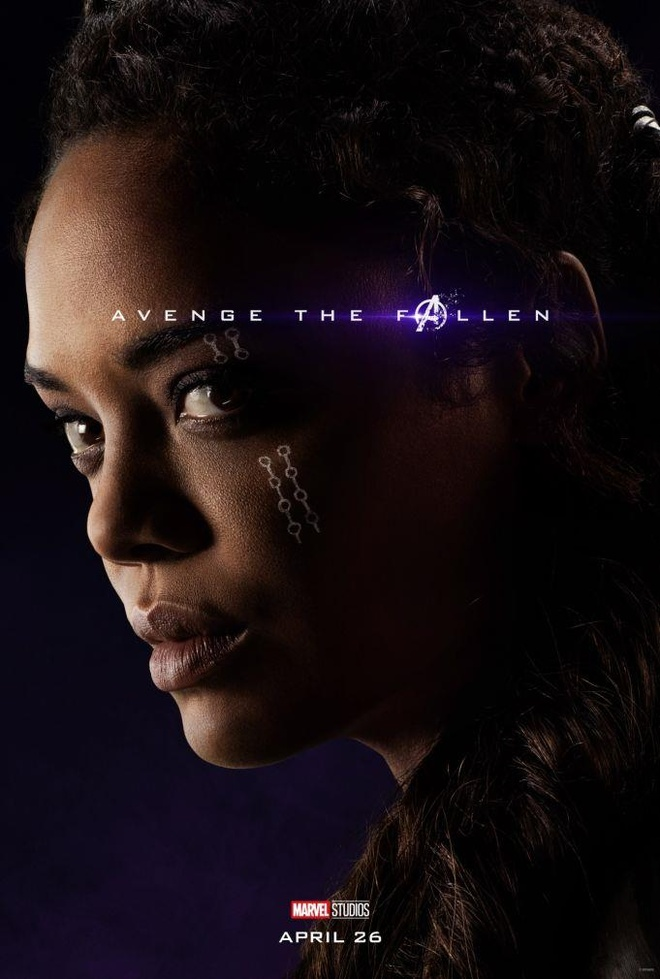 Marvel xac nhan em gai Black Panther chet sau cu bung tay cua Thanos hinh anh 2