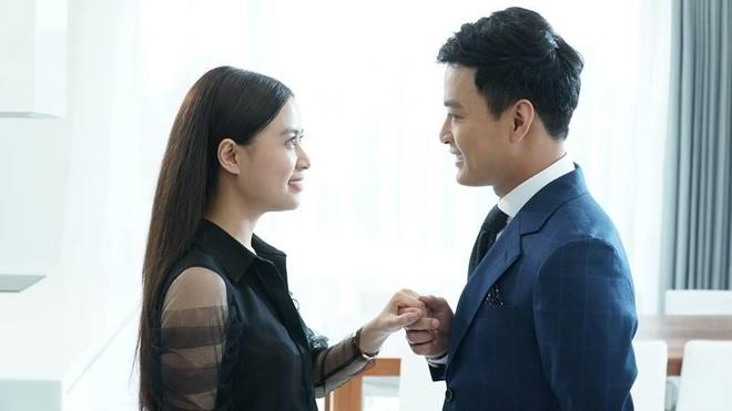 'Me cung' tap 1: Hoang Thuy Linh va Hong Dang co nhieu canh ngot ngao hinh anh