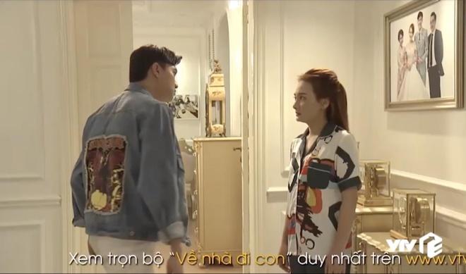 'Về nhà đi con' hé lộ tình tiết mới, Anh Thư bị điên và chia tay Vũ?