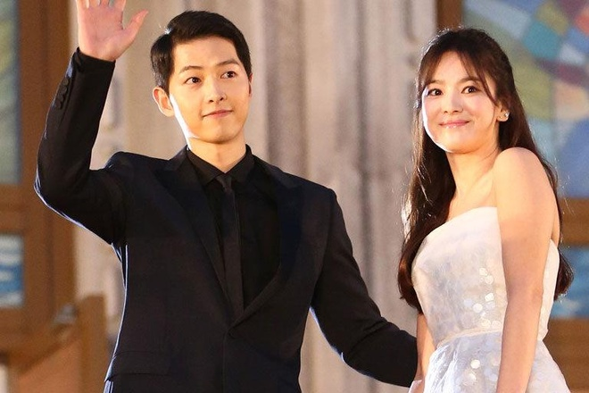 Song Hye Kyo ly hon Song Joong Ki anh 3