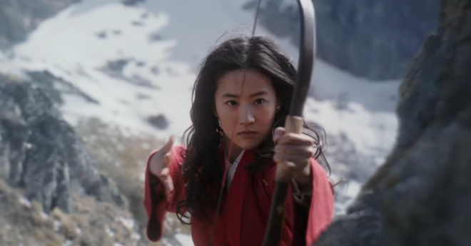 Mulan live-action anh 1