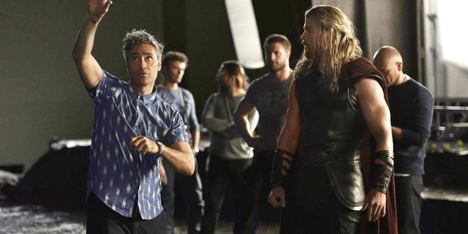 Marvel Studios tien hanh san xuat 'Thor 4', chieu mo Taika Waititi hinh anh 2
