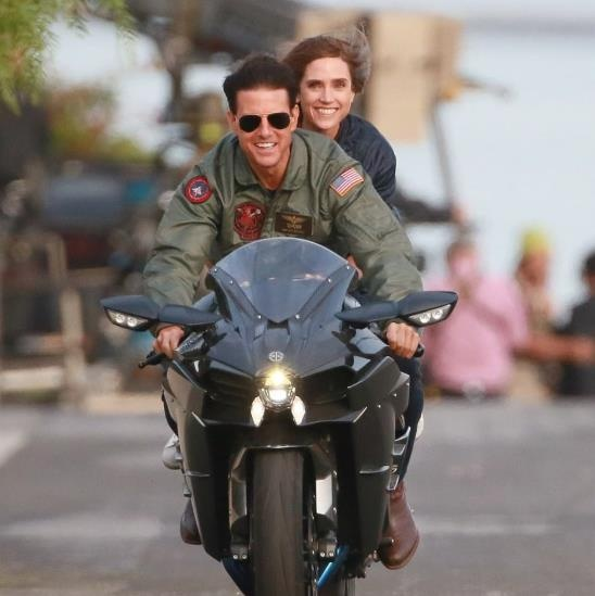 Tom Cruise top gun 2 anh 1