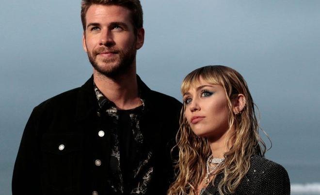 Miley Cyrus lan dau len tieng sau ly hon, khang dinh luon yeu Liam hinh anh 1