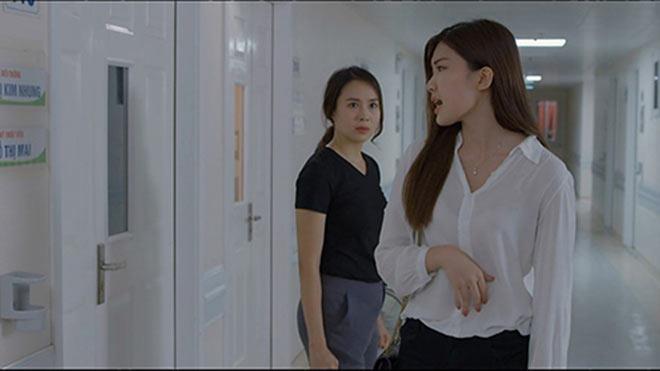 'Hoa hong tren nguc trai': Tra khong de Khue vach mat hinh anh