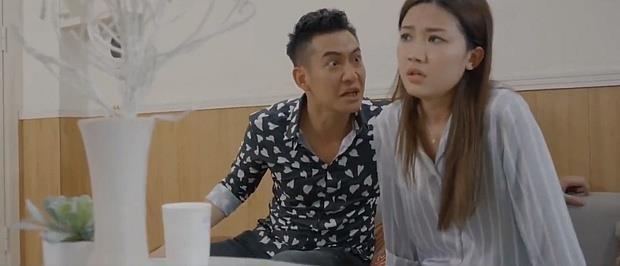 'Hoa hong tren nguc trai' tap 20: Tra bi dan mat vi choi tro hai mang hinh anh