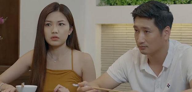 'Hoa hong tren nguc trai' tap 22: Tra bi be Bong choi kham hinh anh