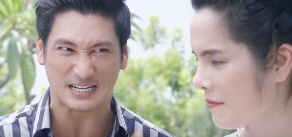 'Hoa hong tren nguc trai' tap 25: Thai pha san, quyet khong nhan sai hinh anh