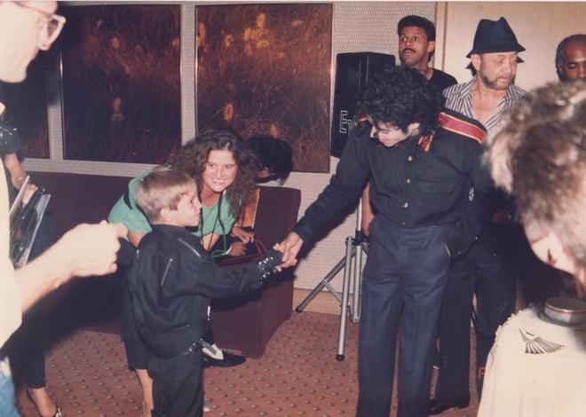 Nguoi dong gia Michael Jackson bi yeu cau kiem tra DNA hinh anh 2