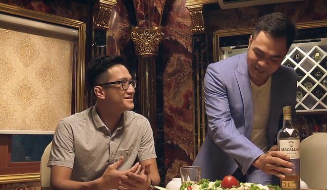 'Sinh tu' tap 5: Con trai Chu tich tinh an hoi lo hinh anh 1