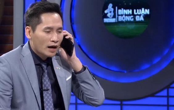 BTV Quoc Khanh: 'Toi xin loi neu lam ton thuong Bui Tien Dung' hinh anh