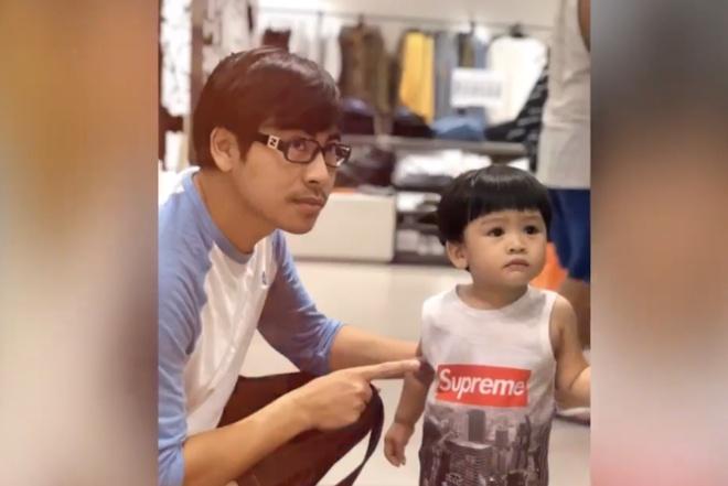 Ngoc Lan chia se video cua con trai va Thanh Binh hinh anh 1 Screen_Shot_2020_02_04_at_5.10.52_AM.jpg