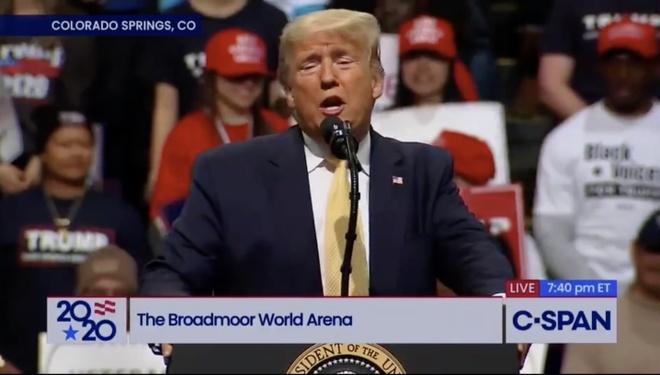 Tong thong Donald Trump cham biem chien thang cua 'Parasite' tai Oscar hinh anh 1 Screen_Shot_2020_02_21_at_3.43.16_AM.jpg