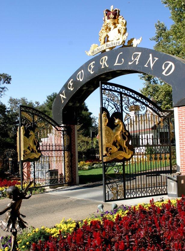 Neverland cua Michael Jackson anh 2